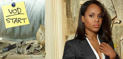 Kerry Washington in Scandal