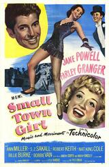 Small Town Girl - Poster