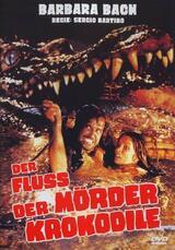 Der Fluss der Mörderkrokodile - Poster