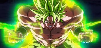 Bild zu:  Broly als Super-Saiyajin Full Power