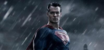 Henry Cavill als Superman