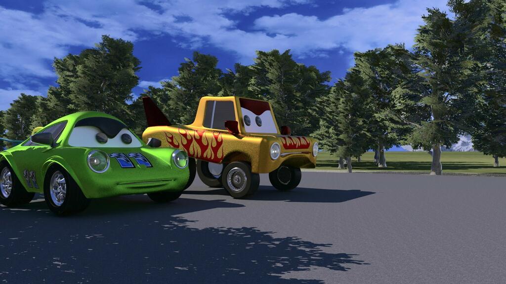 CarGo - Ein kleiner Sportwagen mit großem Herz