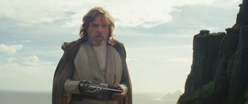 Mark Hamill als Luke Skywalker in Star Wars 8: Die letzten Jedi