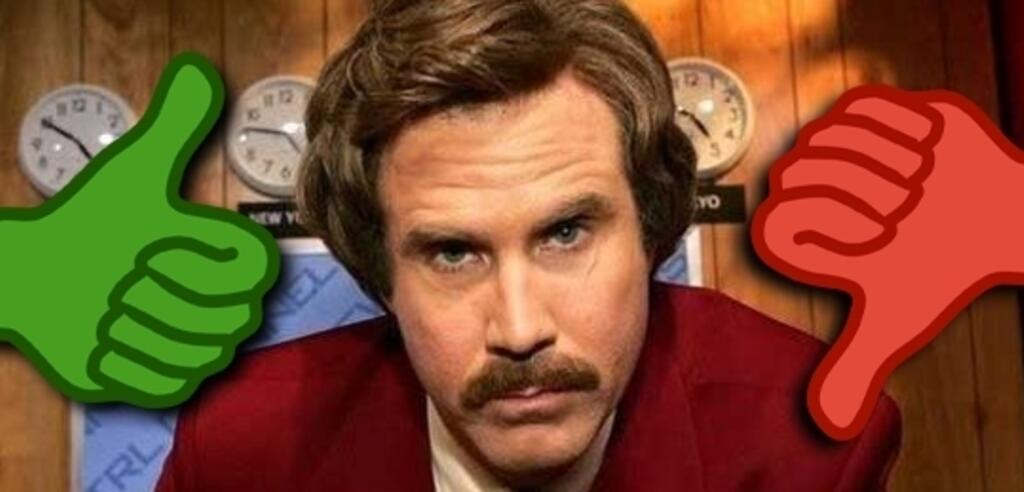 Will Ferrell ist der Anchorman