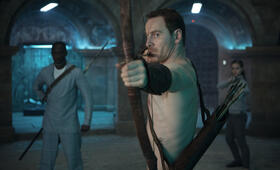 Assassin's Creed mit Michael Fassbender und Michael Kenneth Williams - Bild 1