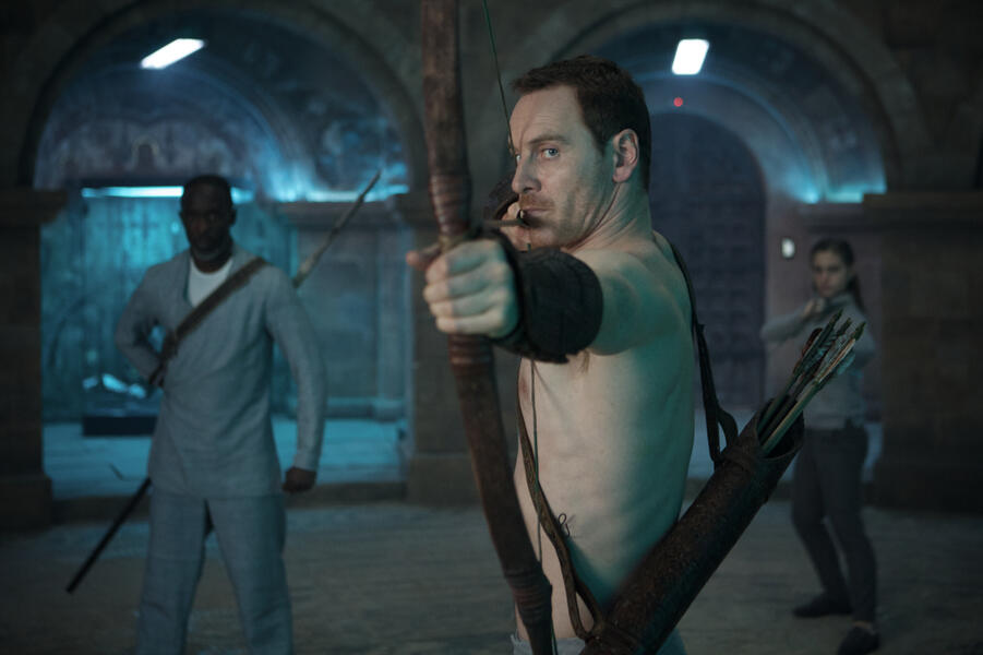 Assassin's Creed mit Michael Fassbender und Michael Kenneth Williams