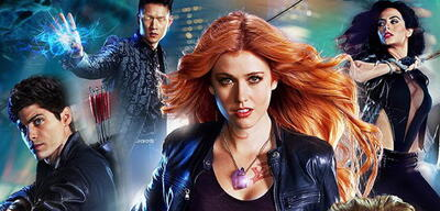 Shadowhunters: Clary Fray & Co. auf Schattenjagd