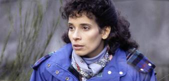 Theresa Saldana inMacGyver