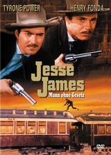 Jesse James - Mann ohne Gesetz - Poster