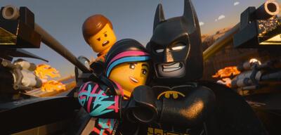 Batman im Lego Movie
