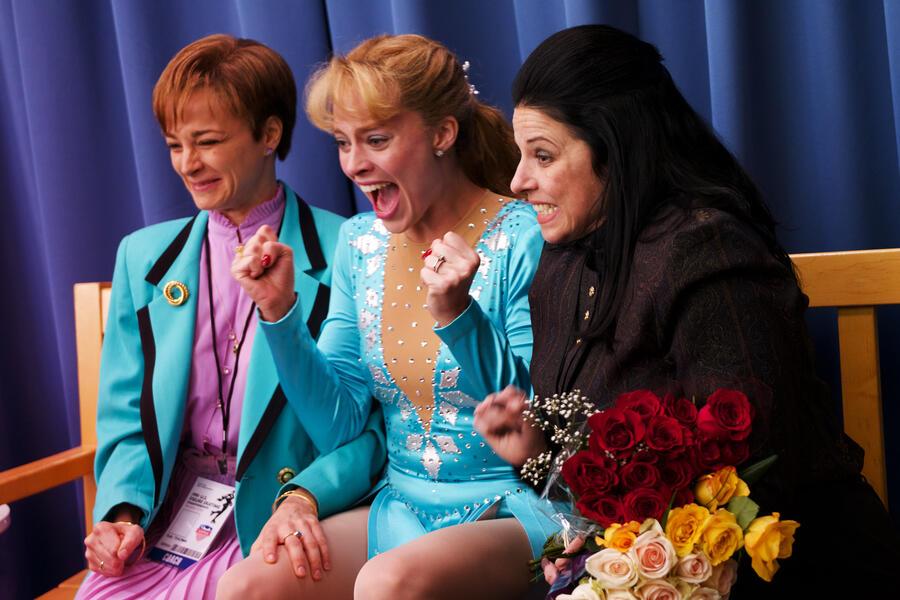 I, Tonya mit Margot Robbie