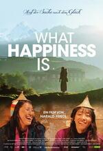 What Happiness Is - Auf der Suche nach dem Glück Poster