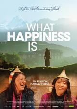 What Happiness Is - Auf der Suche nach dem Glück - Poster