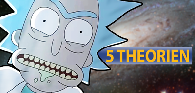 Theorien zu Rick and Morty