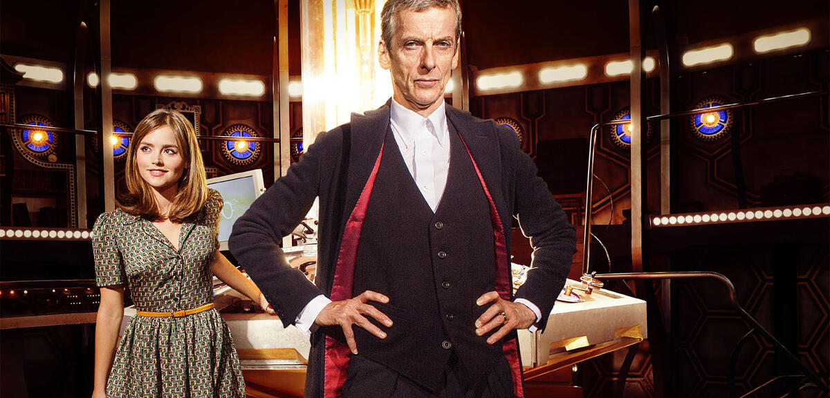 Dr Who Staffel 8 Stream