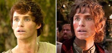 Der Hobbit: Eddie Redmayne als Bilbo