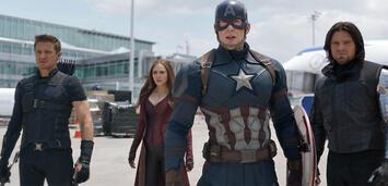 Bild zu:  Captain America: Civil War