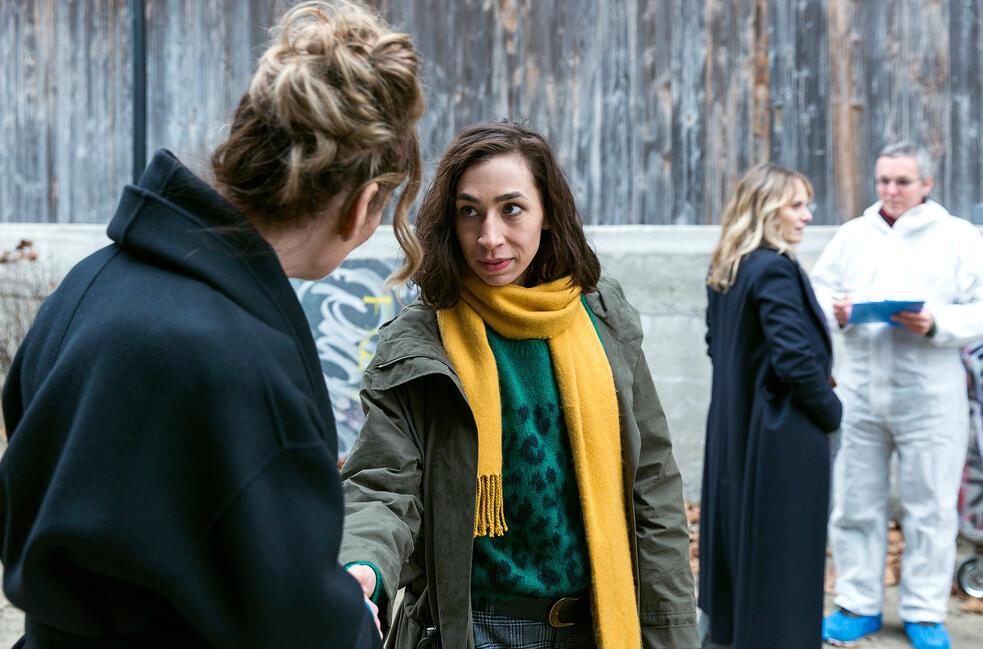 Tatort: Züri brännt mit Carol Schuler