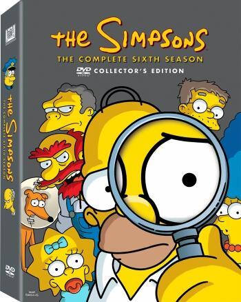 Die Simpsons - Staffel 6