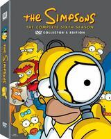 Die Simpsons - Staffel 6 - Poster