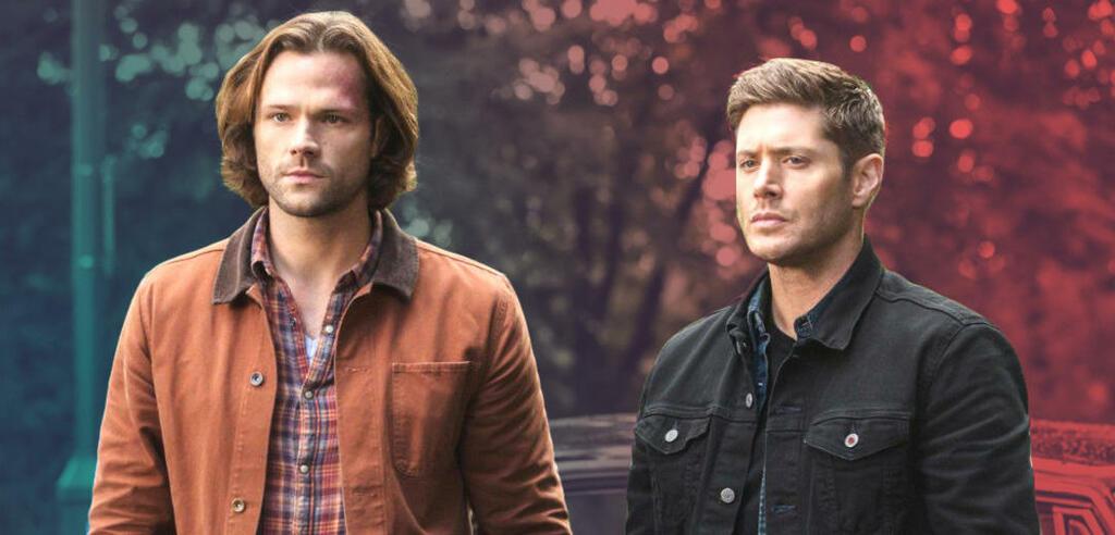 Jensen Ackles als Dean Winchester in Supernatural