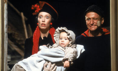 Popeye - Der Seemann mit dem harten Schlag mit Robin Williams und Shelley Duvall - Bild 5