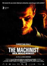 Der Maschinist - Poster