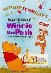 Winnie Puuh und das Hundewetter