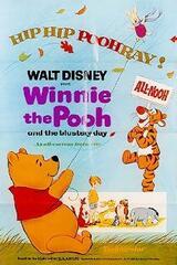 Winnie Puuh und das Hundewetter - Poster