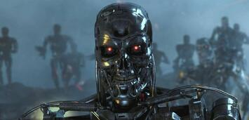Bild zu:  Ein Terminator