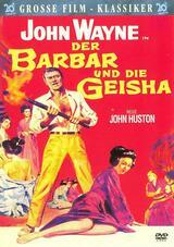 Der Barbar und die Geisha - Poster