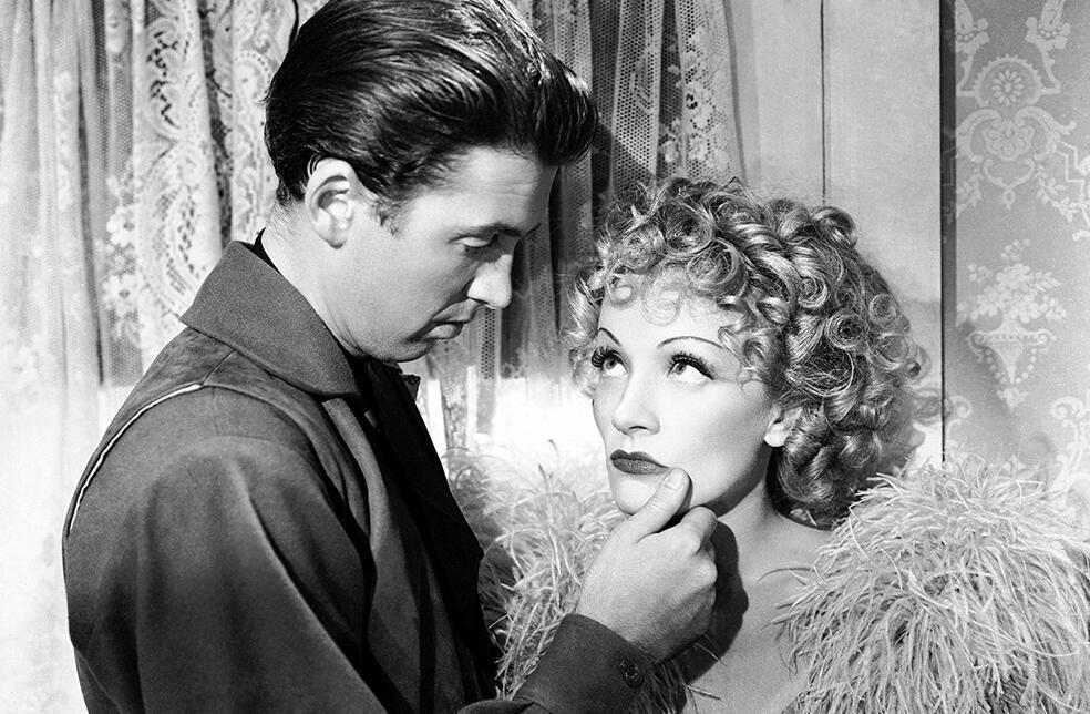 Der große Bluff mit James Stewart und Marlene Dietrich