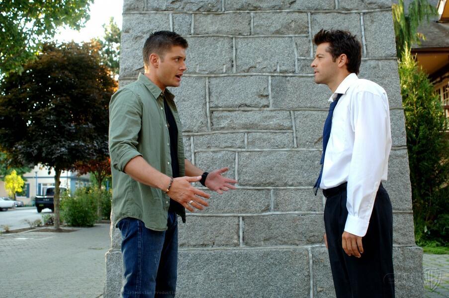 Staffel 4 mit Jensen Ackles und Misha Collins