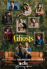 Ghosts - Staffel 1 - Poster