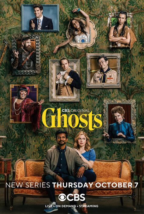 Ghosts, Ghosts - Staffel 1
