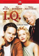 I.Q. - Liebe ist relativ - Poster
