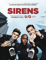 Sirens - Poster
