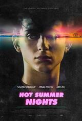 Hot Summer Nights - Poster
