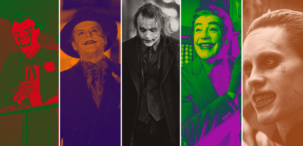 Batman/Batman/The Dark Knight/Batman/Suicide Squad