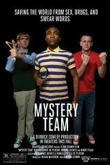 Mystery Team - Poster