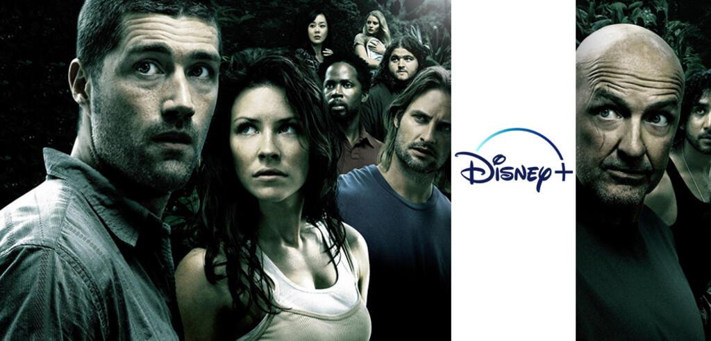 Neu bei Disney+: Lost
