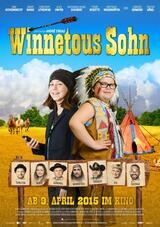 Winnetous Sohn - Poster