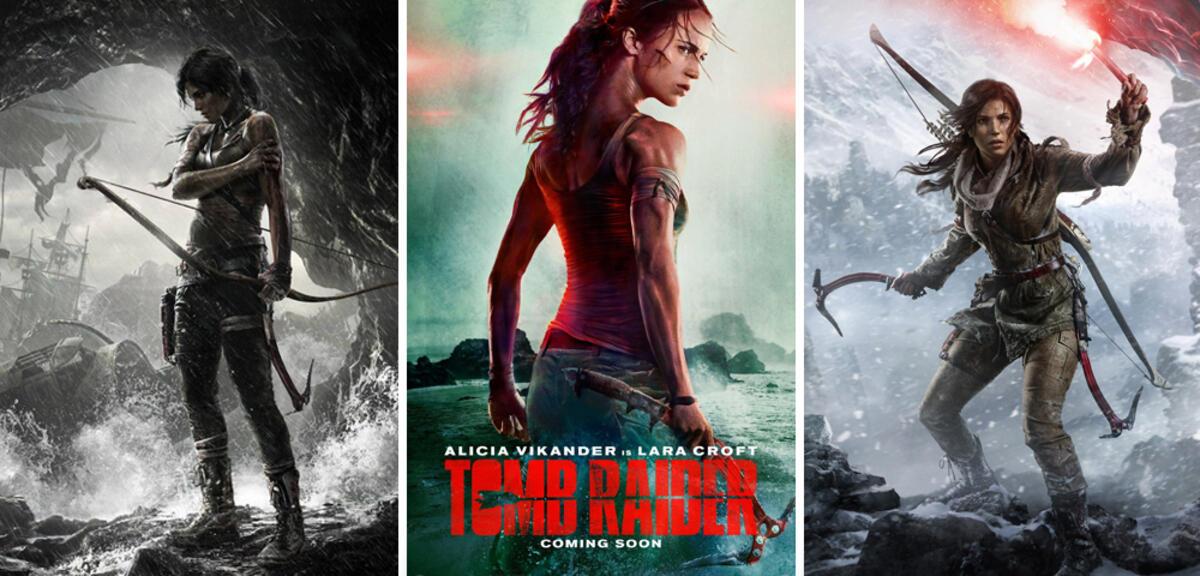 Tomb Raider Videospiele