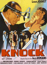 Knock - Poster
