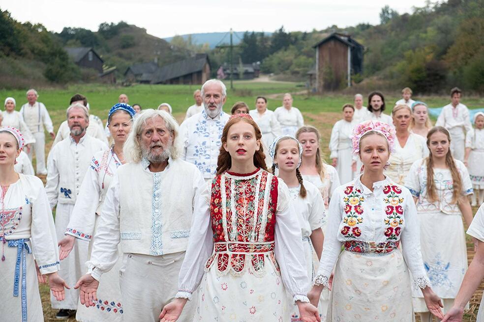 Midsommar mit Anna Åström und Isabelle Grill
