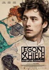 Egon Schiele - Poster