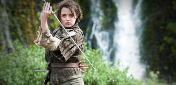 Bild zu:  Maisie Williams in Game of Thrones