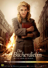 Die Bücherdiebin - Poster