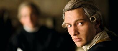 Alexander Fehling als Goethe