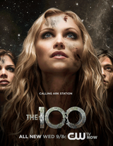 The 100 - Staffel 2 - Poster